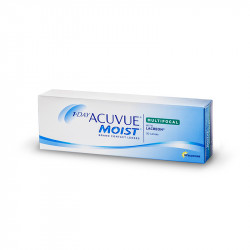 1-Day Acuvue® Moist® Multifocal  Low (boîte de 30)