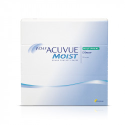 1-Day Acuvue® Moist® Multifocal  Low (boîte de 90)