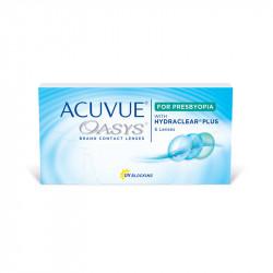 Acuvue® Oasys® for Presbyopia Low (boîte de 6)
