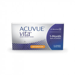Acuvue® Vita® for Astigmatism (boite de 6)
