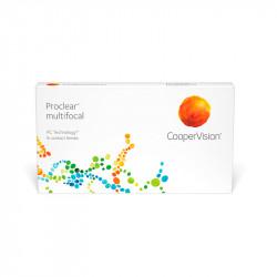 Proclear® Multifocal D (boîte de 6)