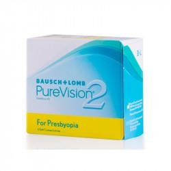 Purevision® 2 HD for Presbyopia Low (boîte de 6)