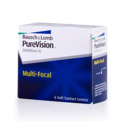 Purevision® Multifocal Low (boîte de 6)