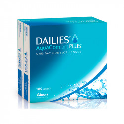 Dailies® AquaComfort Plus (boîte de 180)