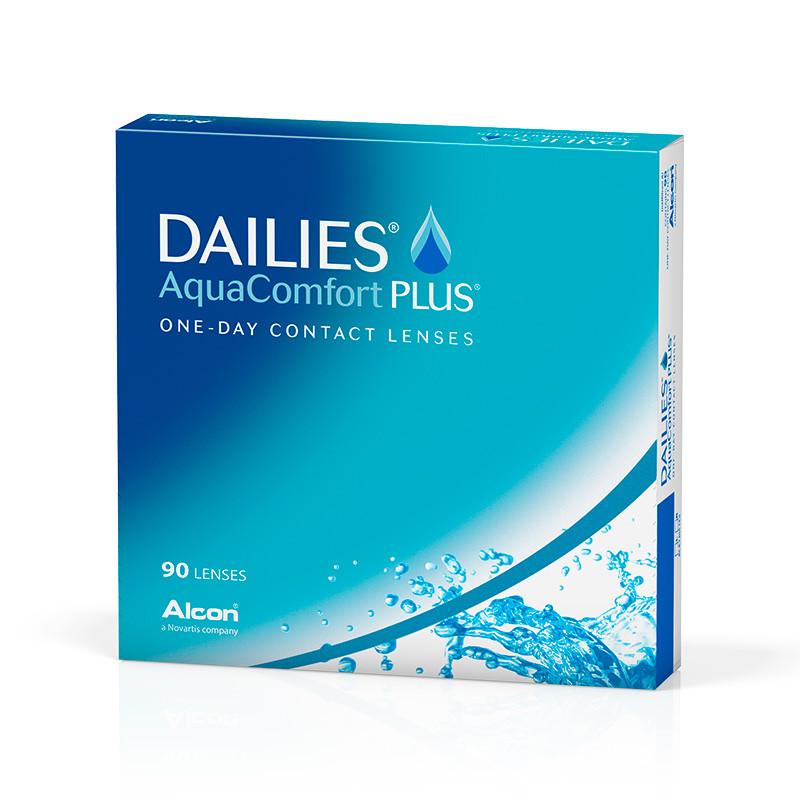 Dailies® AquaComfort Plus (boîte de 90)