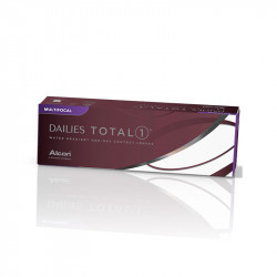 Dailies® Total 1®  Mutlifocal Low (boîte de 30)