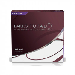Dailies® Total 1®  Mutlifocal Low (boîte de 90)