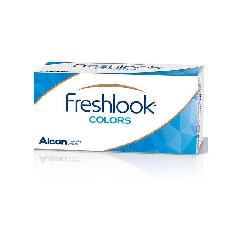 FreshLook® Colors Blue (boîte de 2)