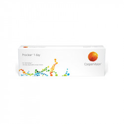 Proclear® 1-Day (boîte de 30)