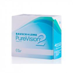 Purevision® 2 HD (boîte de 6)