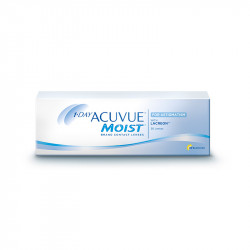 1-Day Acuvue® Moist® for Astigmatism (boîte de 30)