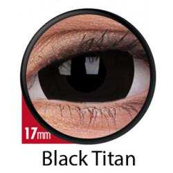 Crazy Lens 17mm Plan Black Titan