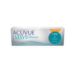 Acuvue® Oasys® 1-Day for Astigmatism (boîte de 30)
