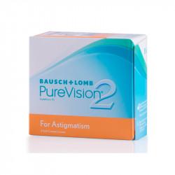 Purevision® 2 HD for Astigmatism (boîte de 6)