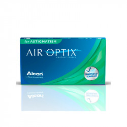 Air Optix® for Astigmatism (boîte de 3)