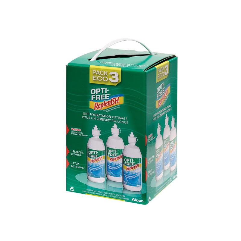 Opti-Free Replenish Pack 3x300ml
