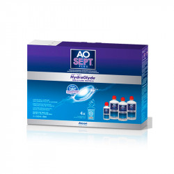 Aosept plus Hydraglide Pack 3x360ml