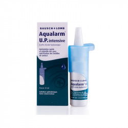 Aqualarm up Intensive flacon pompe 10ml