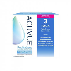 ACUVUE RevitaLens Pack 3x360ml