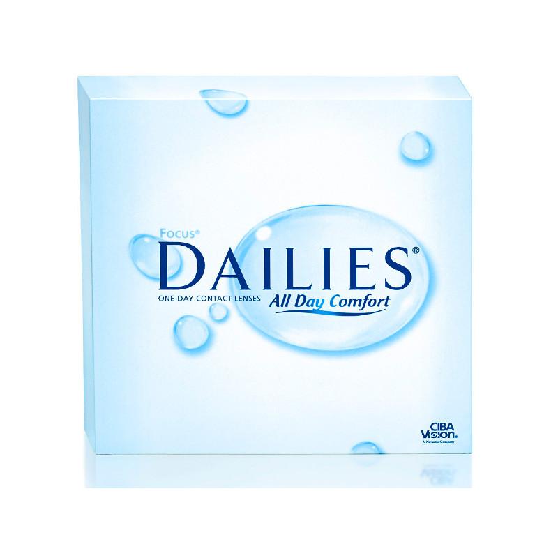 Dailies® All Day Comfort (boîte de 90)