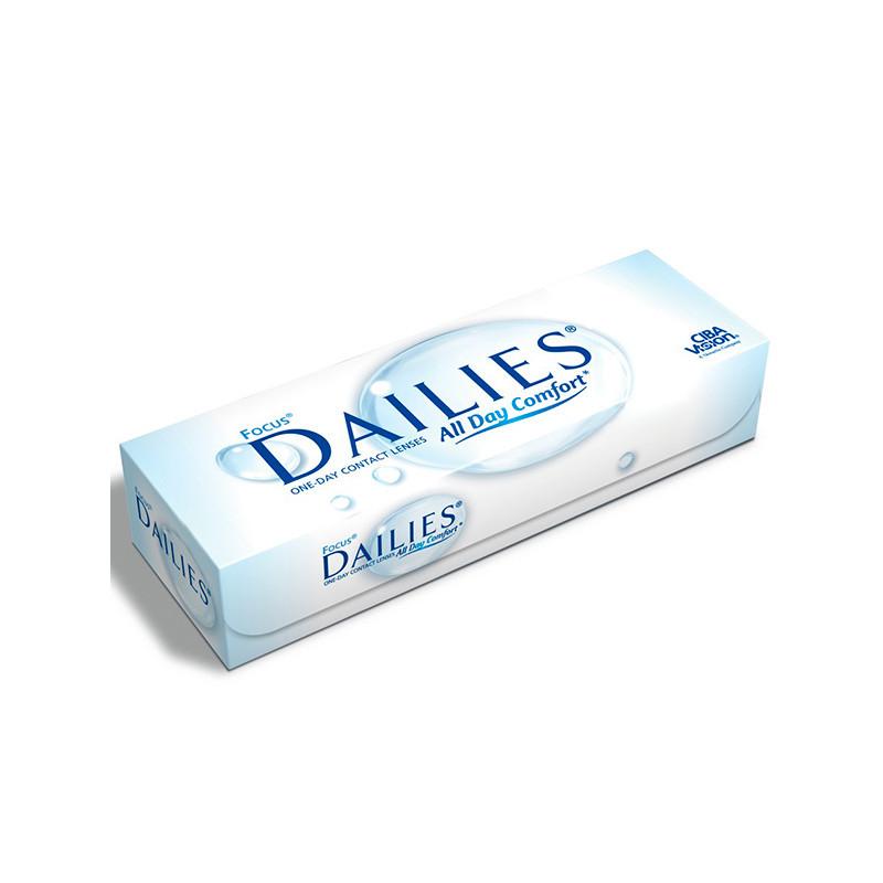 Dailies® All Day Comfort (boîte de 30)