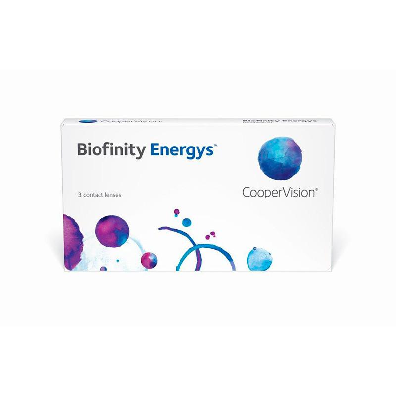 Biofinity® Energys (boîte de 6)