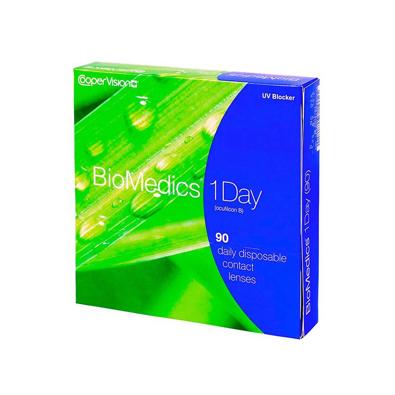 Biomedics 1-Day (boîte de 90)