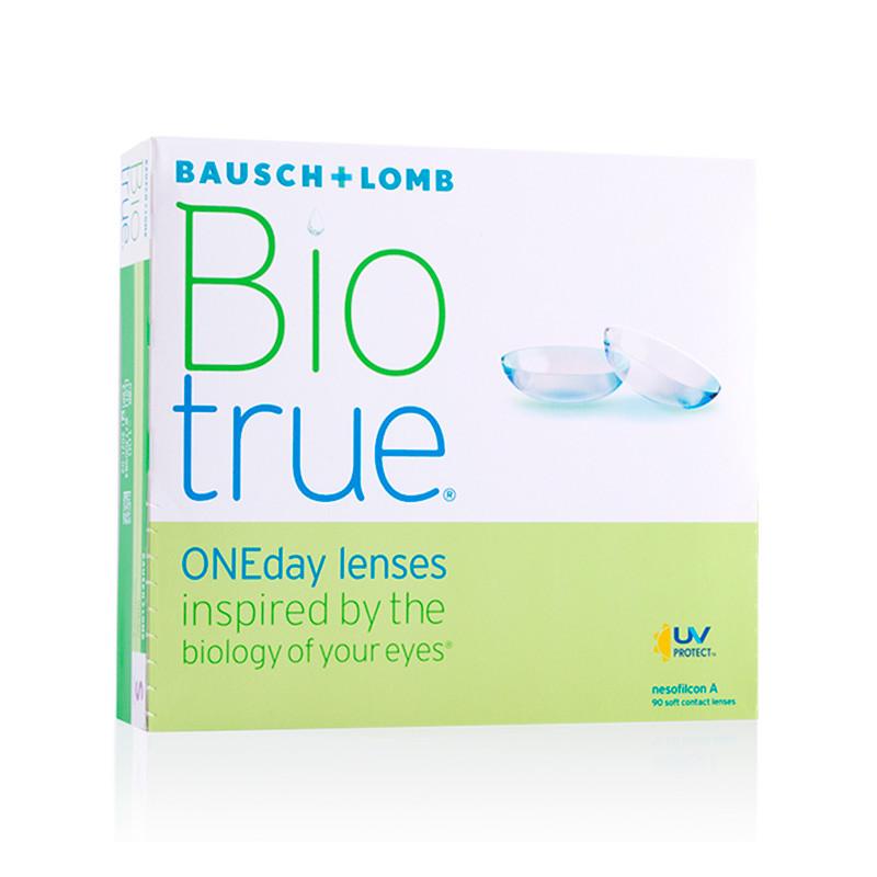 Biotrue® 1-Day (boîte de 90)
