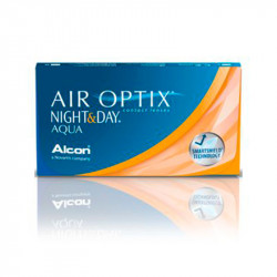 Air Optix® Night & Day (boîte de 6)