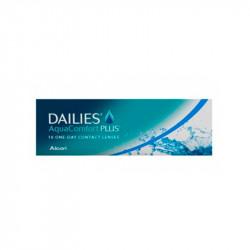 Dailies® AquaComfort Plus (boîte de 10)