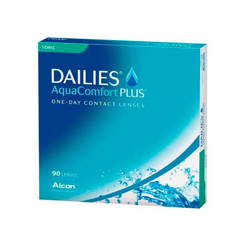 Dailies® AquaComfort Plus Toric (boîte de 90)