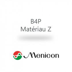 Menicon B4P - Matériau Z (flacon à l'unité)