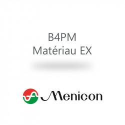 Menicon B4PM - Matériau EX (flacon à l'unité)