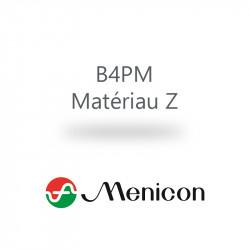 Menicon B4PM - Matériau Z (flacon à l'unité)
