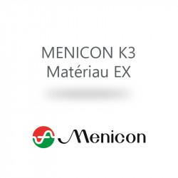 Menicon K3 - Matériau EX (flacon à l'unité)