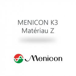 Menicon K3 - Matériau Z (flacon à l'unité)