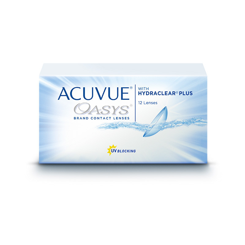 Acuvue® Oasys® (boîte de 12)