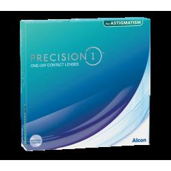 PRECISION 1 for Astigmatism 90L