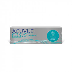 Acuvue® Oasys® 1-Day with Hyraluxe™ (boîte de 30)