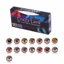 Crazy Lens Sclera Serie 1 22mm Plan