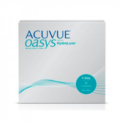 Acuvue® Oasys® 1-Day with Hyraluxe™ (boîte de 90)