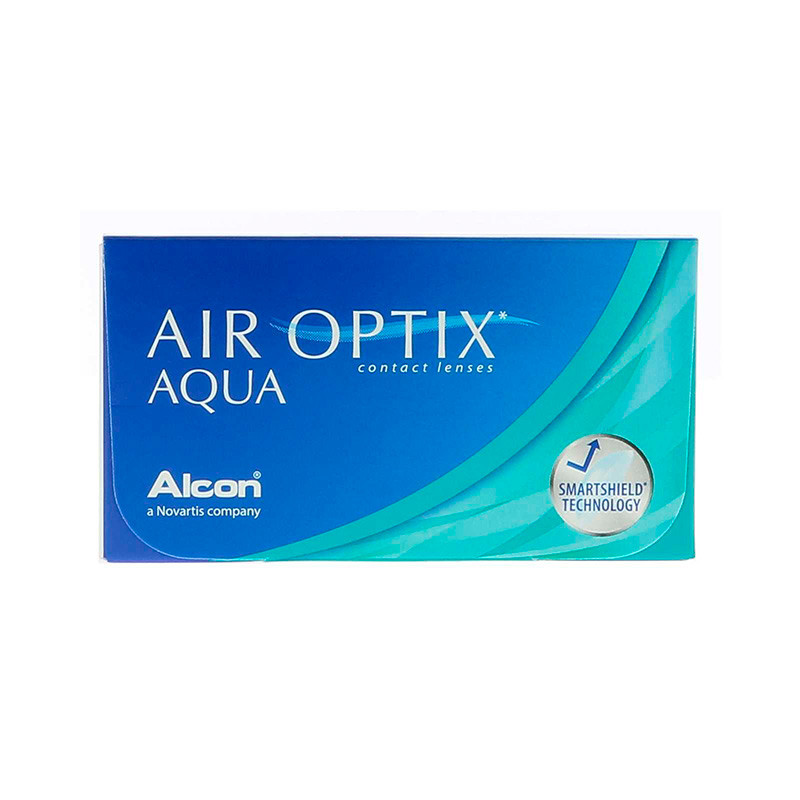 Air Optix® Aqua (boîte de 6)