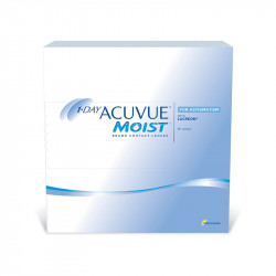 1-Day Acuvue® Moist® for Astigmatism (boîte de 90)